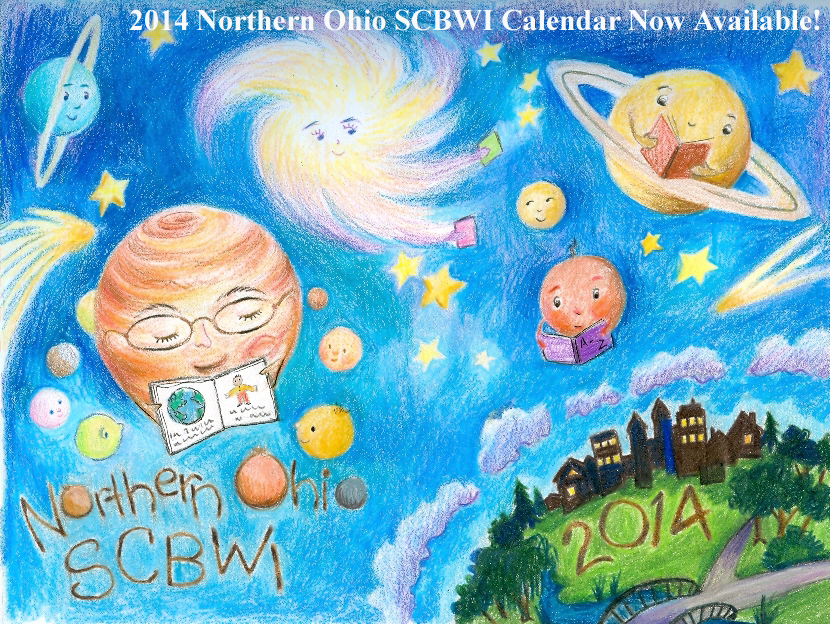 Now Available! NOH SCBWI 2014 calendar featuring winning entries from our annual calendar contest.See our Calendar Contest page for more information and an order form.